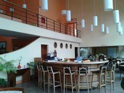 Restaurant del Hotel Patagonia Insular