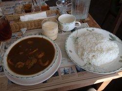 Restaurant Gotoken Hakodate Curry Express Goryokaku Tower