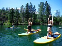 On Water Yoga