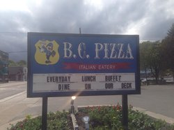 B.C. Pizza