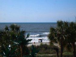 View from 3rd floor Ocean Front room