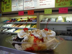 The Ole Fashion Ice Cream Parlor