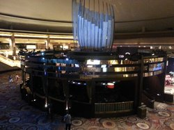 Centrifuge at the MGM Grand