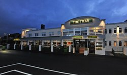 The Titan Hungry Horse and Hotel