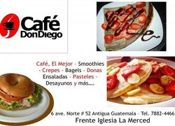 Cafe Don Diego