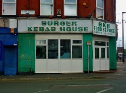 Burger Kebab House
