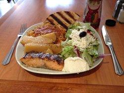 Souvlaki Port Credit Greek Grill