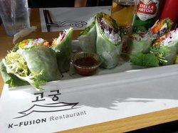 K-Fusion Korean Bbq & Grill