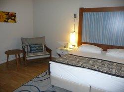 Sunset-Suite Schlafbereich 20qm...