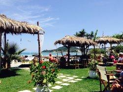 Porto Paradiso Cafe beach bar bistro