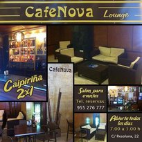 CAFENOVA lounge