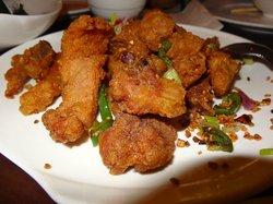 salt  pepper pork