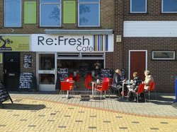 Refresh Cafe