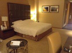 cosy room at the Al Ghurair.