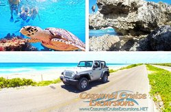 Cozumel Cruise Excursions - Private Tours