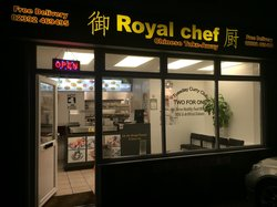 Royal Chef
