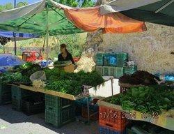 Chania Public Market