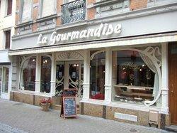 Salon de The la Gourmandise