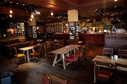 The Frisky Irish Whisky Bar