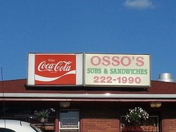 ‪Osso's Original Pizza‬