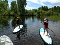 Bodhi SUP - Stand Up Paddleboarding in Steamboat Springs