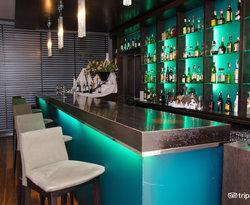 Snack Bar with Terrace at the Hotel Macia Real de la Alhambra