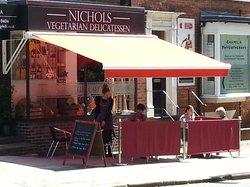 Nichols Vegetarian Delicatessen