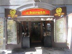 'O Barett loungebar
