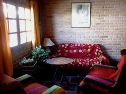 Hostal de Adobe Las Parinas