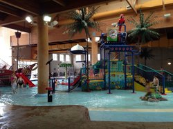 'Boji Splash Indoor Waterpark Okoboji