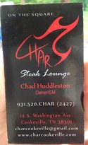 CHAR Steakhouse