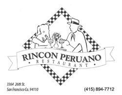Rincon Peruano Restaurant