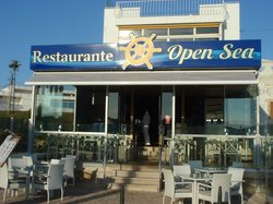 Restaurante Open Sea