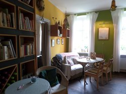 Ladencafe im alten Gaertnerhaus