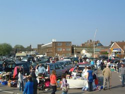 Horley Car Boot Sale