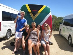 BokBus Garden Route Adventure Tours - Day Tours