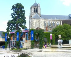 Office de Tourisme de Bourges