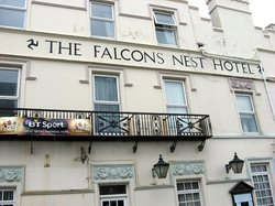 Falcons Nest Hotel Restaurant