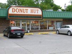 Donut Hut des Moines