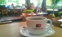 Caffe Siesta - Kukurtlu