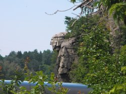 Chatskiy Head Rock