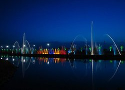 Dancing Fountains, Batumi