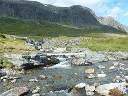 Skiløyper Bergsjøområdet