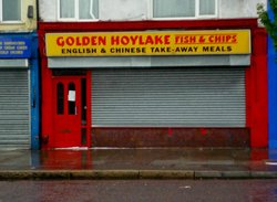 Golden Hoylake Fish & Chips Takeaway