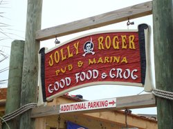 Jolly Roger Pub and Marina