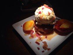 Carmelized Peach
