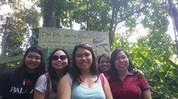 at Philippine Eagle Centre