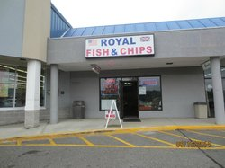 ‪Royal Fish & Chips‬