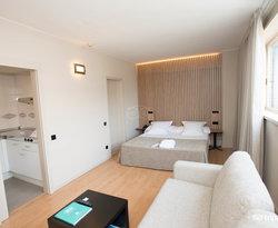 The Premium Room at the Aparthotel Atenea