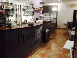 Planet Cafe'